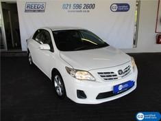 2013 Toyota Corolla 1.6 Advanced At  Western Cape Goodwood