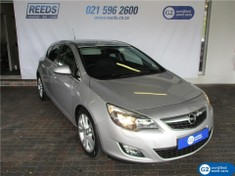 2013 Opel Astra 1.6t Sport 5dr  Western Cape Goodwood
