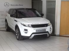 2013 Land Rover Evoque 2.0 Si4 Dynamic  Western Cape Cape Town