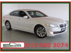 2013 BMW 5 Series 520d At f10  Gauteng Pretoria