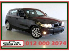 2007 BMW 1 Series 118i Exclusive e87  Gauteng Pretoria