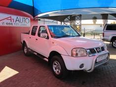 2010 Nissan NP300 Np300 2.4i Hirider 4x4 k15k36 Pu Dc  Gauteng Centurion