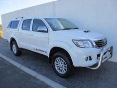 2015 Toyota Hilux 3.0 D-4D LEGEND 45 4X4 Auto Double Cab Bakkie Western Cape Table View