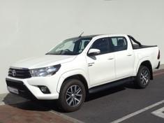 2017 Toyota Hilux BLACK EDITION 2.8 GD-6 4x4 DCAB Western Cape Goodwood