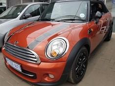 2013 MINI Cooper Convertible  Gauteng Vereeniging