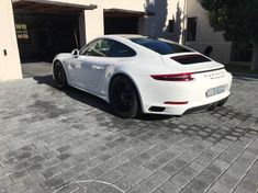 2017 Porsche 911 Carrera GTS PDK 991 Western Cape Fish Hoek