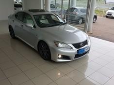 2010 Lexus IS -F AT     Low 64200 kms Gauteng Midrand