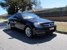 2012 Mercedes-Benz C-Class C180 Be Coupe At  Eastern Cape Port Elizabeth