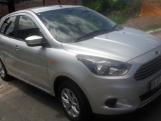 2016 Ford Figo 1.5 Trend 5-Door Gauteng Hatfield
