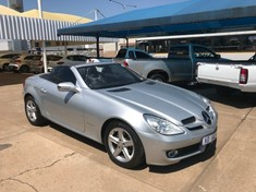 2008 Mercedes-Benz SLK-Class Slk 200 At Facelift Gauteng Vereeniging