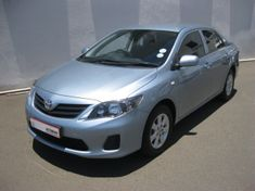 2016 Toyota Corolla Quest 1.6 Plus Northern Cape Kimberley