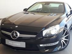 2013 Mercedes-Benz SL-Class 500 Limpopo Polokwane