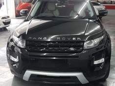2012 Land Rover Evoque 2.0 Si4 Dynamic  Western Cape Goodwood