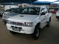 1999 Toyota Hilux 3000kz-te Raider Rb Pu Dc  Free State Welkom
