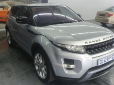 2013 Land Rover Evoque 2.0 Si4 Autobiography Western Cape Goodwood
