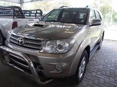 2011 Toyota Fortuner 3.0d-4d Rb At  Free State Ladybrand
