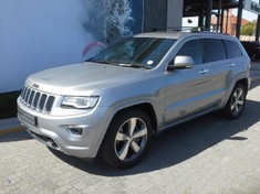 2015 Jeep Grand Cherokee 3.6 Overland Western Cape Cape Town