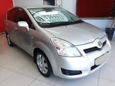 2008 Toyota Verso call bibi 082 755 6298 Western Cape Goodwood