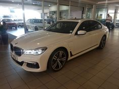 2017 BMW 7 Series 740e M Sport Contact Tariq 076 010 9900 Western Cape Claremont