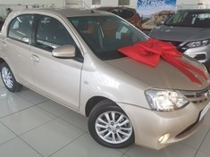 2017 Toyota Etios 1.5 Xi 5dr  North West Province Lichtenburg
