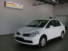 2012 Nissan Tiida 1.6 Visia MT Sedan North West Province Klerksdorp