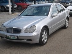 2001 Mercedes-Benz C-Class C 270 Cdi Elegance At  North West Province Klerksdorp