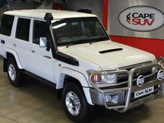 2013 Toyota Land Cruiser 70 4.5D V8 SW Western Cape Brackenfell