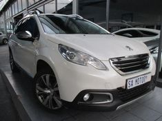 2014 Peugeot 2008 1.6 VTi Allure Gauteng Randburg