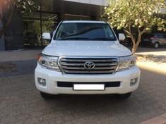 2015 Toyota Land Cruiser 200 V8 4.6 Vx At  Western Cape Cape Town