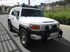 2011 Toyota Land Cruiser Fj 4.0 V6 Cruiser  Gauteng Pretoria