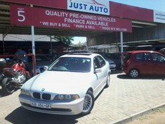 2002 BMW 5 Series 525i e34  Free State Bloemfontein