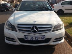 Mercedes Benz C Class C350 For Sale Used Cars Co Za