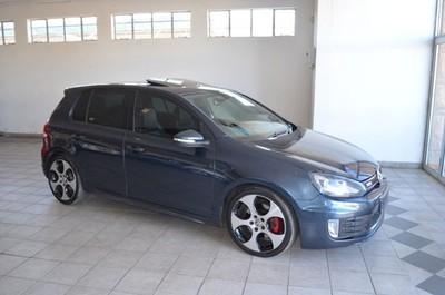 2010 Volkswagen Golf Vi Gti 2.0 Tsi Gauteng Nigel_0