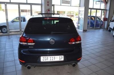 2010 Volkswagen Golf Vi Gti 2.0 Tsi Gauteng Nigel_3