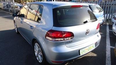 2009 Volkswagen Golf Vi 2.0 Tdi Highline  Western Cape Cape Town_3