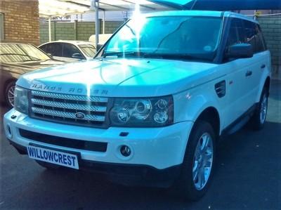2008 Land Rover Range Rover 4.2 V8 Sc Gauteng Randburg_0