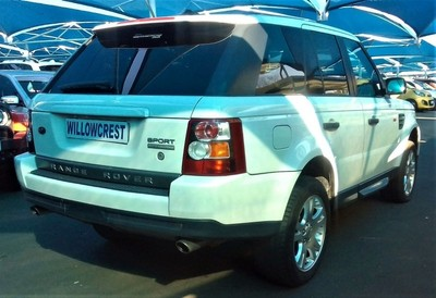 2008 Land Rover Range Rover 4.2 V8 Sc Gauteng Randburg_2
