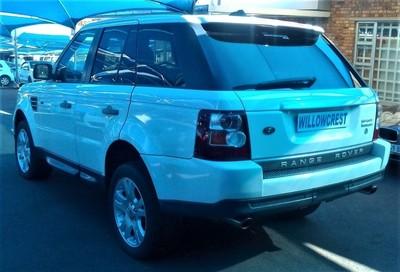2008 Land Rover Range Rover 4.2 V8 Sc Gauteng Randburg_3