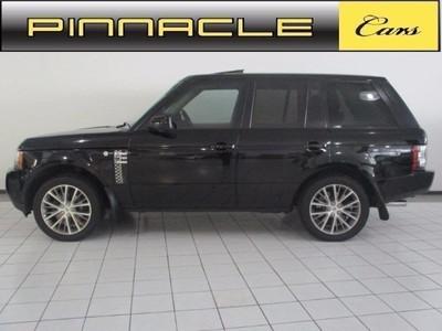 2010 Land Rover Range Rover 5.0 Sc Autobiography Black Gauteng Sandton_1