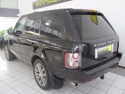 2010 Land Rover Range Rover 5.0 Sc Autobiography Black Gauteng Sandton_2