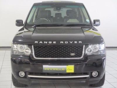 2010 Land Rover Range Rover 5.0 Sc Autobiography Black Gauteng Sandton_3
