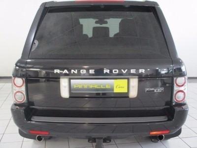2010 Land Rover Range Rover 5.0 Sc Autobiography Black Gauteng Sandton_4
