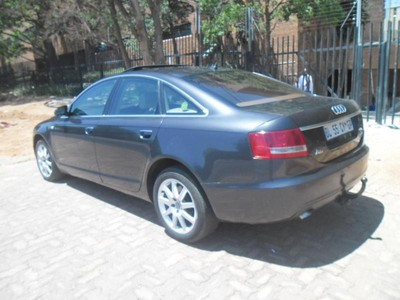 used audi a6 3 0 tdi quattro tiptronic for sale in gauteng. Black Bedroom Furniture Sets. Home Design Ideas