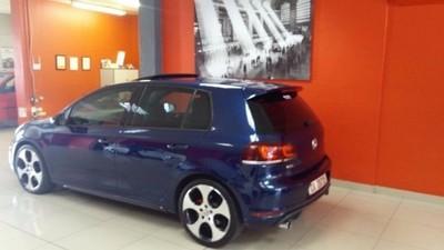 2011 Volkswagen Golf Vi Gti 2.0 Tsi Dsg Western Cape Parow_1