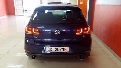 2011 Volkswagen Golf Vi Gti 2.0 Tsi Dsg Western Cape Parow_2