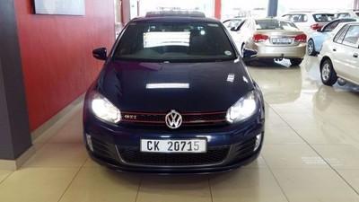 2011 Volkswagen Golf Vi Gti 2.0 Tsi Dsg Western Cape Parow_3