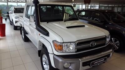 2017 Toyota Land Cruiser 70 4.5D Double cab Bakkie for sale in Kwazulu ...