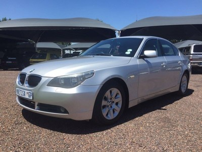 used bmw 5 series 545i a t e60 for sale in gauteng id 1343314. Black Bedroom Furniture Sets. Home Design Ideas