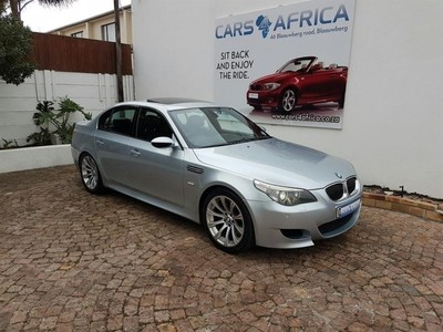 used bmw m5 smg e60 for sale in western cape id 1438184. Black Bedroom Furniture Sets. Home Design Ideas
