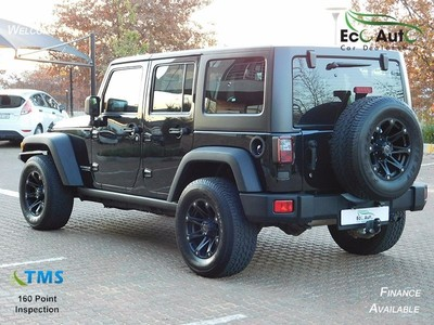 used jeep wrangler unltd rubicon v6 a t with soft top for sale in gauteng id. Black Bedroom Furniture Sets. Home Design Ideas